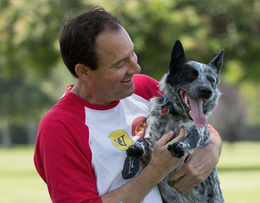 Pet Professionals: Interview With Larry Kay Of Positively Woof | Figo Pet Insurance