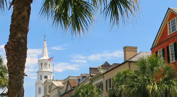 Charleston South Carolina offers pet-friendly fun for the whole family